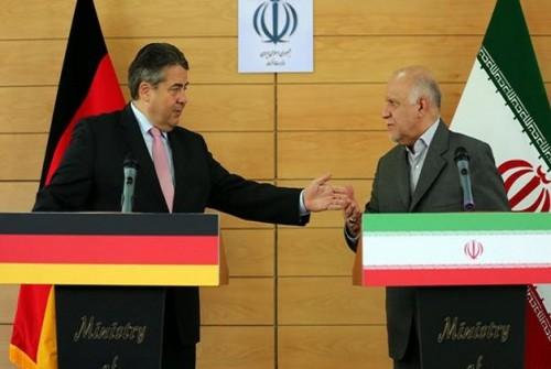 متخصصون: التجارة بين ألمانيا وإيران تتجه نحو الهاوية