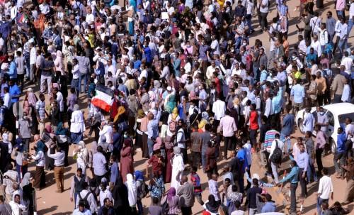 تجمع المهنيين السودانيين يضع شرطًا للتفاوض مع المجلس الانتقالي