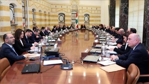 مجلس الوزراء اللبناني يوافق على ميزانية 2019