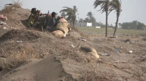 مليشيا الحوثي تصعد في الحديدة للتغطية على خسائرها في الضالع