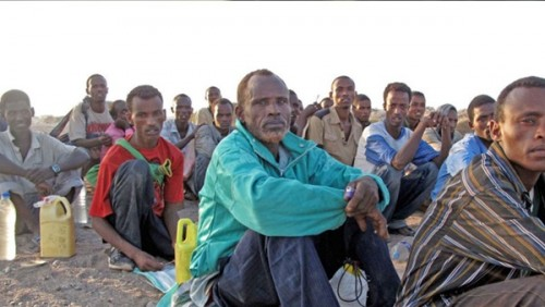 دور قطري خفي يسهل تجنيد الأفارقة في صفوف الحوثيين