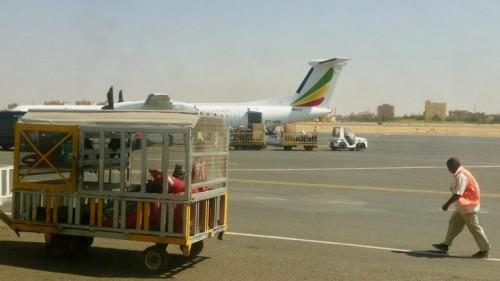 """تجمع الطيارين السودانيين يشاركون في الإضراب استجابة لقوى """"الحرية والتغيير"""""""