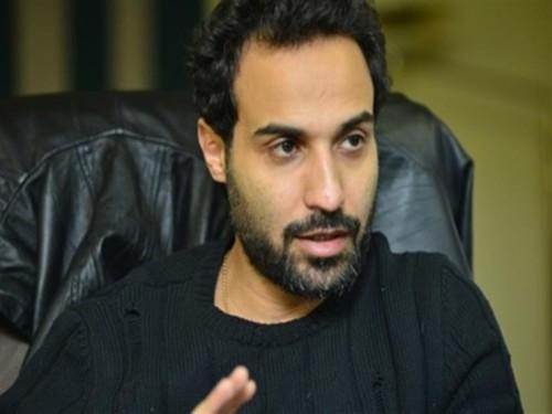 """أحمد فهمي ينتهي من تسجيل حلقات مسلسله الإذاعي """"عربي إنجليزي"""""""