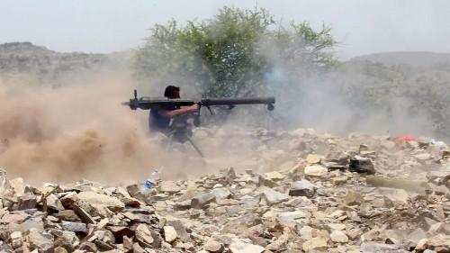 مقتل قائد فرقة الاقتحامات الحوثية مع عدد من مرافقيه بشمال الضالع