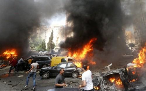 قتلى وجرحى في انفجار سيارة مفخخة بمحافظة الأنبار العراقية