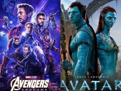 فيلم Avengers Endgame يقترب من تحطيم الرقم القياسي لـ Avatar