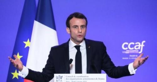 فرنسا: لدينا مؤشرات عن استخدام السلاح الكيماوي في إدلب السورية
