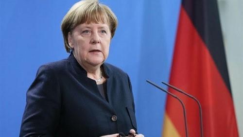 ميركل: قادة الاتحاد الأوروبي فوضوا توسك لإيجاد رئيس جديد للمفوضية
