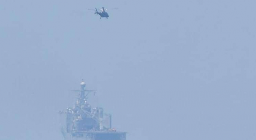 """""""أشعة ليزر"""" تضرب طائرات أسترالية فوق بحر الصين الجنوبي"""