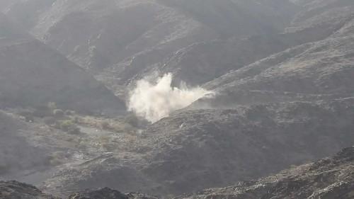 انفجار لغم حوثي يودي بحياة سيدة في البيضاء