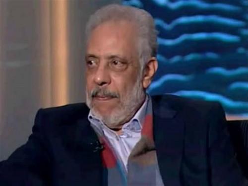 نبيل الحلفاوي يعلق على أزمة الحكم المصري جهاد جريشة (صورة)