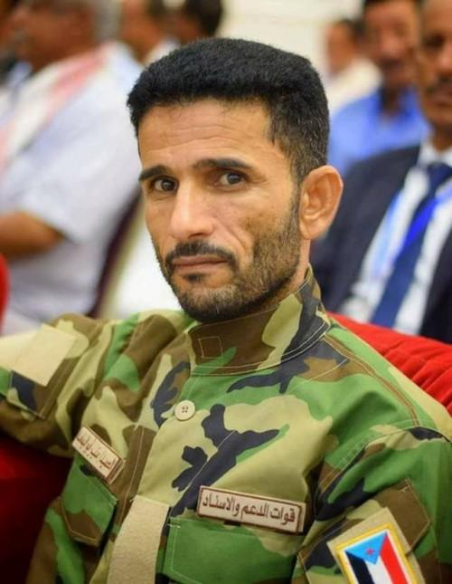 أبو اليمامة: الزبيدي له دور هام في تحرير المرقشي
