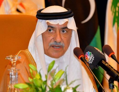 العساف: يجب التصدي للهجمات على منشآت النفط بكل حزم