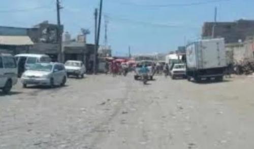 العثور على جثة شاب دهسته شاحنة نقل ثقيل في أبين