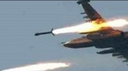 طائرة تركية بدون طيار تقصف مدينة غريان لدعم مليشيات طرابلس