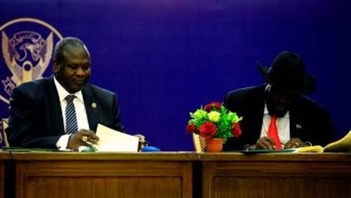 اعتقال الرئيس السابق لاتحاد الكرة في جنوب السودان لاتهامه بالفساد المالي