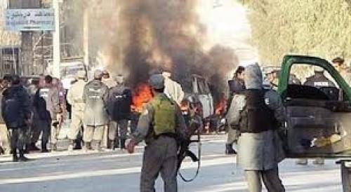 عاجل.. انفجار قوي يهز العاصمة الأفغانية كابل