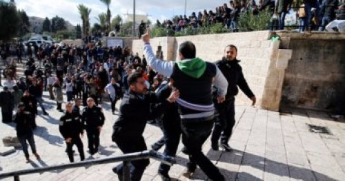 إصابة 25 مواطنا فلسطينيا خلال اقتحام قوات الاحتلال الإسرائيلي للمنطقة الشرقية