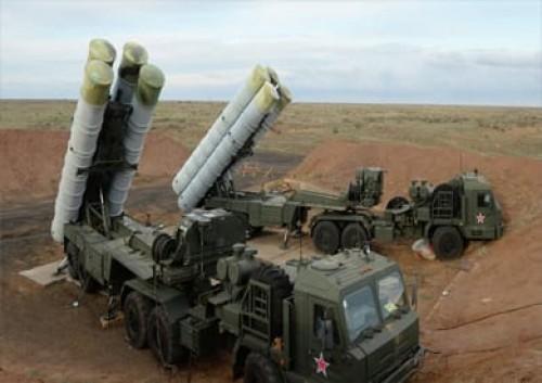 الرئاسة الروسية: يتم تنفيذ صفقة الصورايخ إس-400 بين موسكو وتركيا الآن