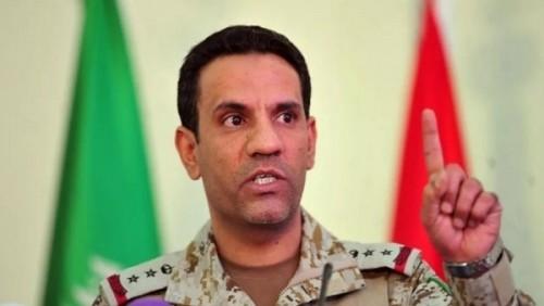 التحالف العربي: المليشيات الحوثية هي أول مليشيا في العالم تمتلك صواريخ باليستية