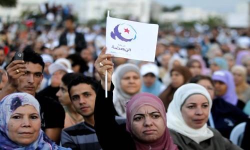 إخوان تونس يزجون بـ800 مرشح بالانتخابات التشريعية