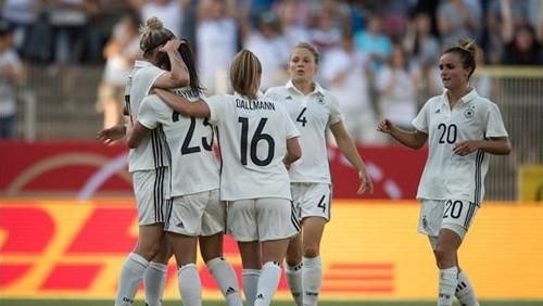 ألمانيا توعد منتخبها للسيدات بجوائز مالية في حال فوزه بمونديال 2019