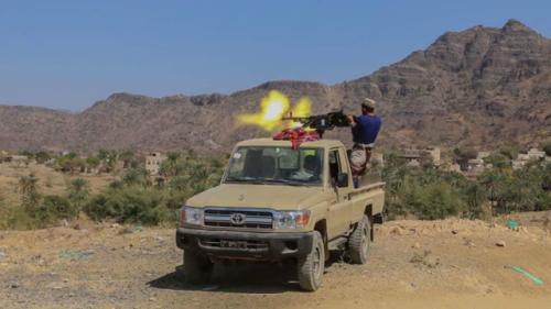 اندلاع مواجهات عنيفة بين القوات الجنوبية ومليشيات الحوثي في الشريجة