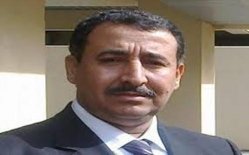 """""""الربيزي"""" يطالب بتجديد العهد ومواصلة السير على طريق شهداء عدن"""