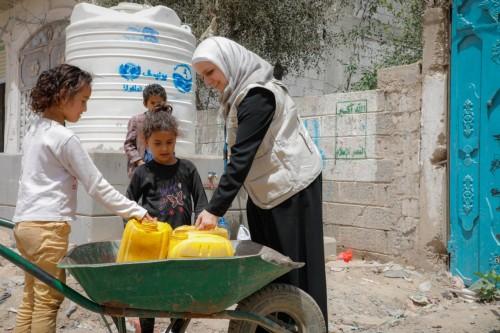 اليونيسيف تكشف عن جهودها لمحاربة الكوليرا في اليمن (صور)