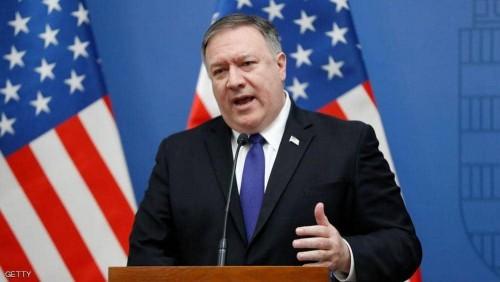 أمريكا: نسعى لإنهاء أنشطة إيران الخبيثة ومستعدون للحوار دون شروط مسبقة