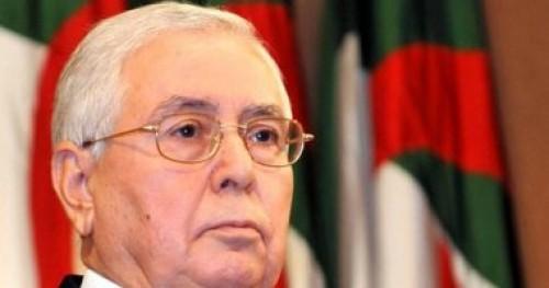 المجلس الدستوري الجزائري يعلن تمديد مدة الرئيس المؤقت