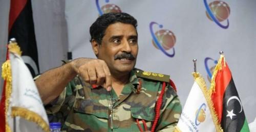 الجيش الليبي يعد قوائم للإرهابيين في طرابلس والفارين إلى تركيا وقطر