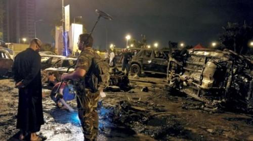 أنباء عن تفجير مركز للشرطة فى مدينة درنة بالساحل الشرقي
