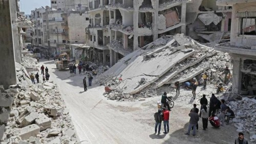 سياسي: لا حل بسوريا إلا بالعودة لجنيف