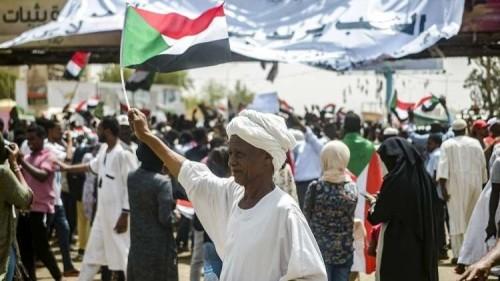 المعارضة السودانية تعلن رفضها لخطة المجلس العسكري بشأن انتقال السلطة