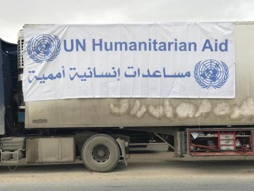 الأمم المتحدة تكشف عن كيفية تحويل إمدادات الغذاء إلى سلاح حرب بسوريا