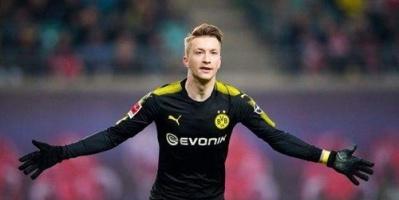 رويس مهاجم دورتموند يحصد جائزة أفضل لاعب بالدوري الألماني