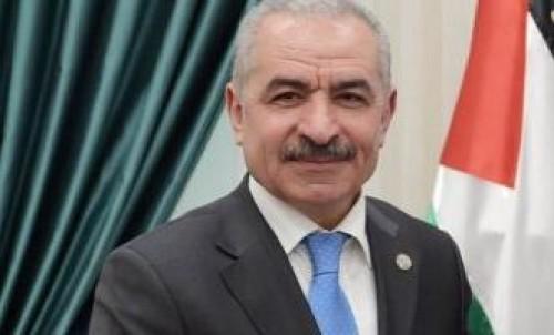 رئيس الوزراء الفلسطينى: بناء وحدات استيطانية جديدة يعكس العقلية الاستعمارية