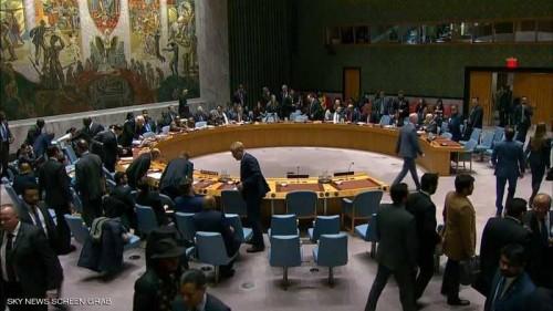 الأزمة السودانية على مائدة جلسة مغلقة لمجلس الأمن الدولي