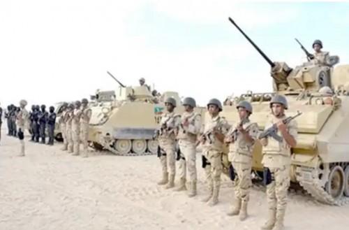 هجوم إرهابي على نقطة تفتيش أمنية في شمال سيناء