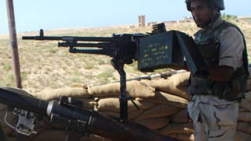 مقتل 8 رجال أمن مصريين والقضاء على 5 مسلحين بهجوم كمين شمال سيناء