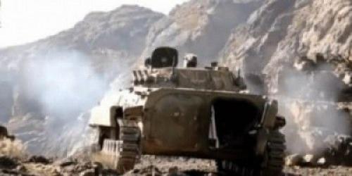 القوات الجنوبية تحرر مواقع جديدة  في شمال الضالع