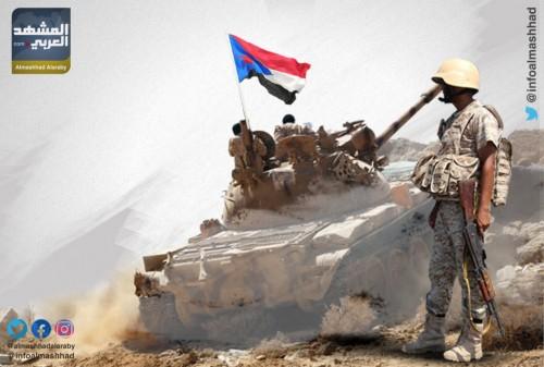 القوات الجنوبية تردع مليشيا الحوثي في جبهة الضالع (انفوجراف)