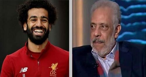 نبيل الحلفاوي يعلق على أزمة محمد صلاح وصلاة العيد