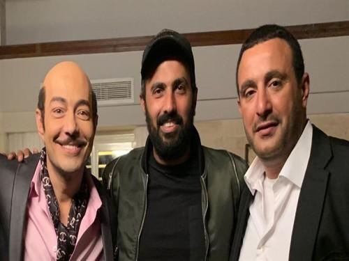 أحمد زاهر يوجه رسالة شكر للنجم أحمد السقا ومحمد سامي
