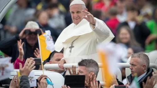 الفاتيكان: الرئيس الروسي سيلتقي بالبابا فرنسيس الشهر المقبل