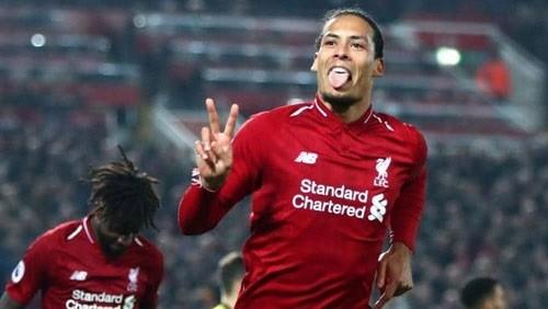 فان دايك يريد تمديد عقده مع ليفربول