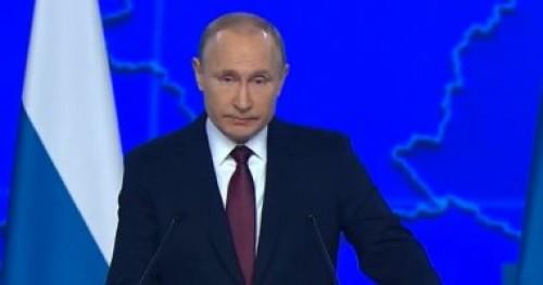 """الرئيس الروسي: مستعدون للتخلي عن معاهدة """"ستارت الجديدة"""" مع أمريكا"""