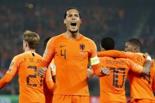 أخطاء إنجلترا تقود هولندا لنهائي دوري الأمم الأوروبية