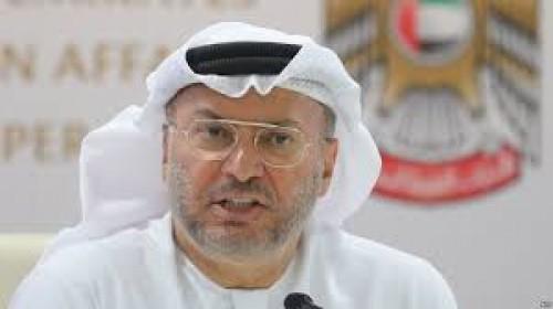قرقاش: قطر مرتهنة بقرارها.. والمقاطعة كشفت ضعفها